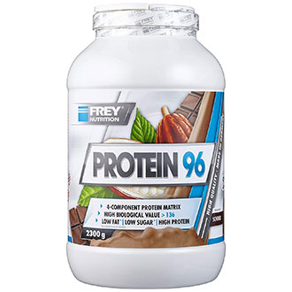 Frey Nutrition Protein 96 Test