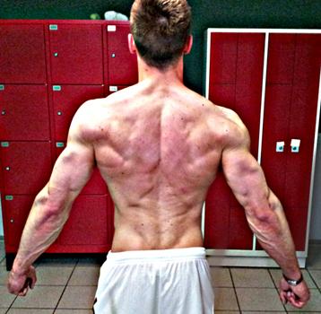 Eike Wiemken Bodybuilding