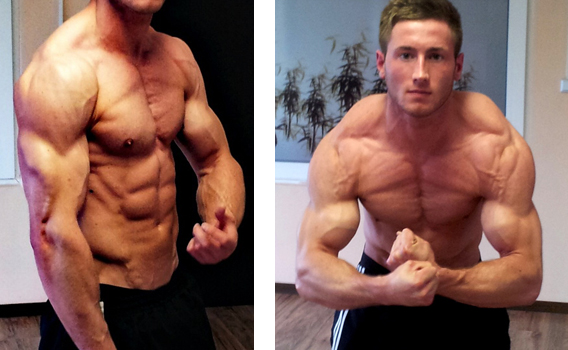 Eike Wiemken Fitness youtuber