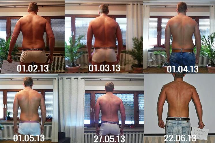 Transformation - Thomas Schellenberg - Rückenansicht