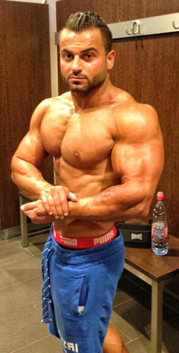 Bollyboy Bodybuilding