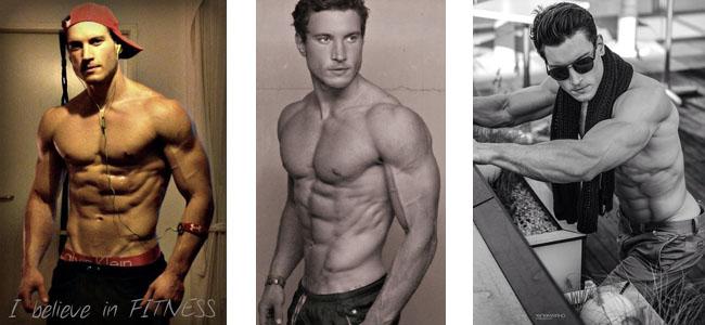 Mario Schafzahl Fitness Model
