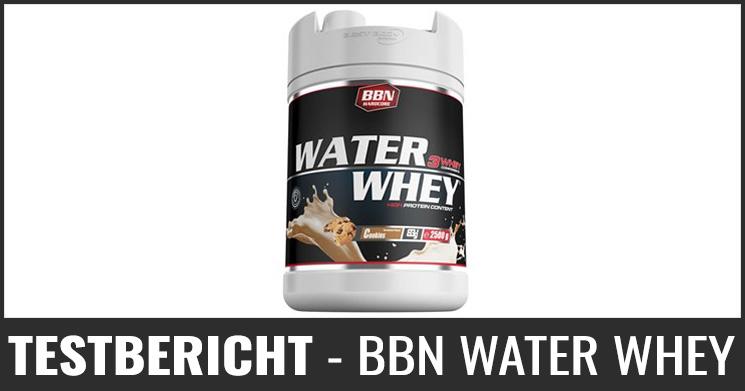 Beitrag BBN Hardcore Water Whey