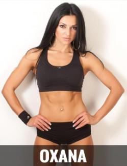 Fitness Model und deutsche Meisterin