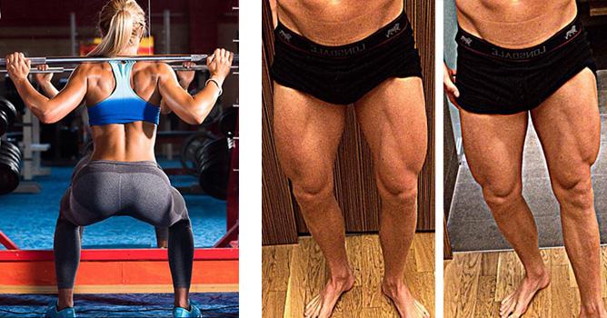 Beine trainieren Beintraining