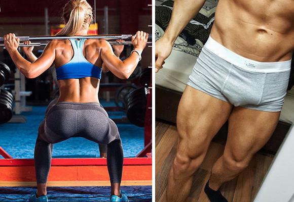 Beine-trainieren