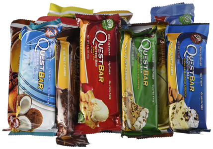Quest Bars Protein Snack
