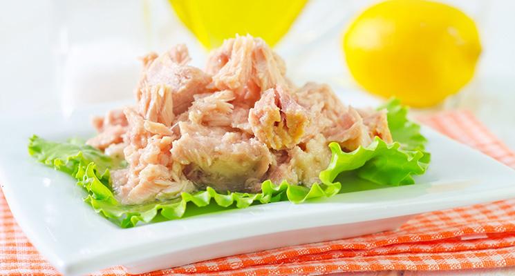 Protein-Snack Thunfisch