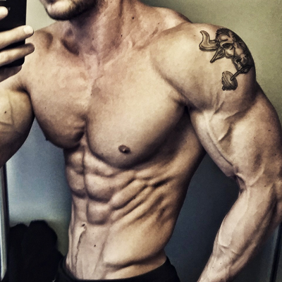 Andre Merzdorf Bodybuilder