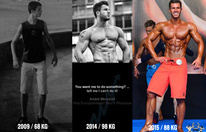 Andre Merzdorf Transformation