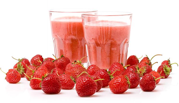 Erdbeer Smoothie Rezept