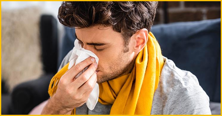 Sport bei Erkältung