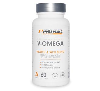 Omega 3 vegan Patrick Ruth