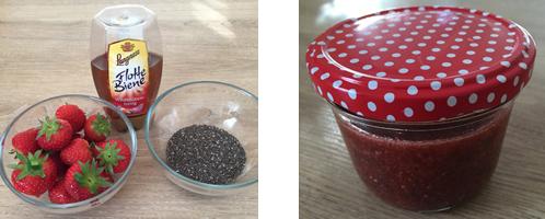 Chia Samen Rezepte Marmelade