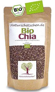 Bio Chia-Samen