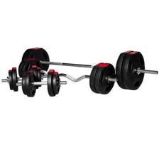 Hantel Komplett Set Fitnessgeräte