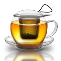 Teetasse mit Sieb Fitness Zubehör
