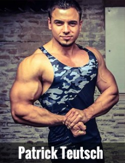 Patrick Teutsch Natural Bodybuilder