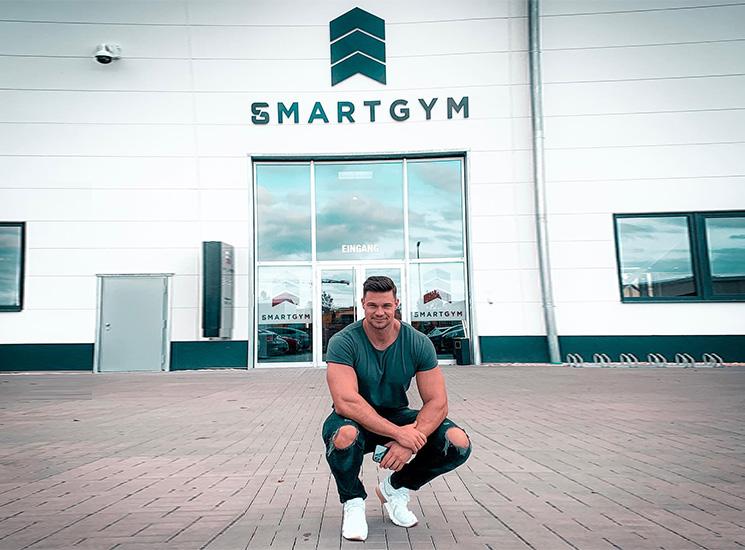 Smartgains-Smartgym