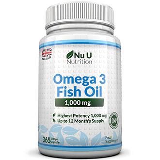 Fettsäuren Omega 3