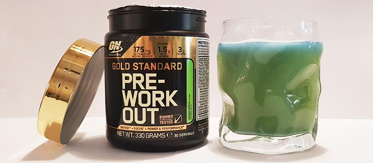 Optimum Nutrition Gold-Standard-Pre-Workout