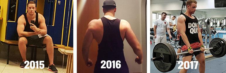Fitness Transformation