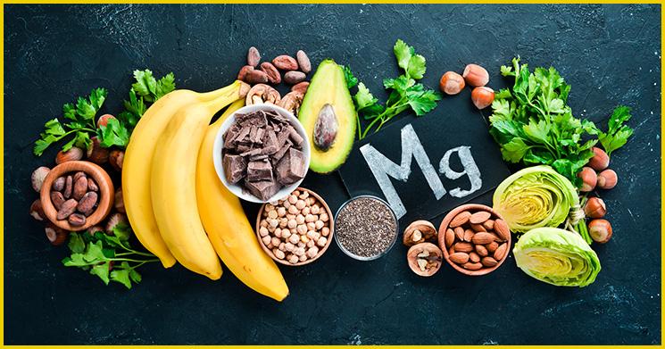 Magnesium Abnehmen