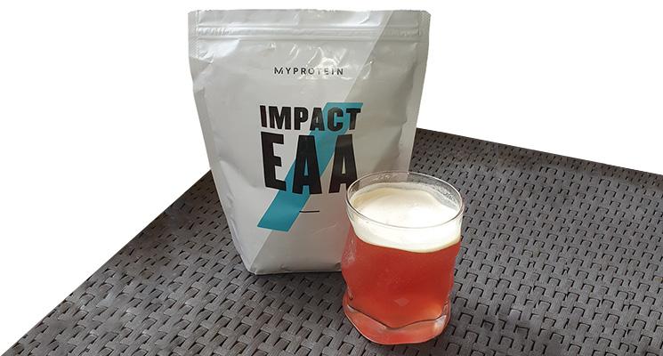 Impact-Eaas Myprotein Test