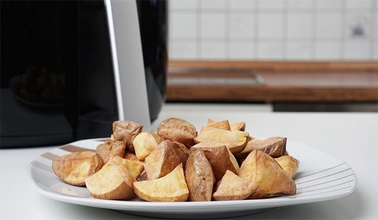 Kartoffel zubereiten