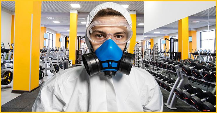 Hygiene-im-Fitnessstudio